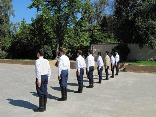 Jornada de Formación en Santiago