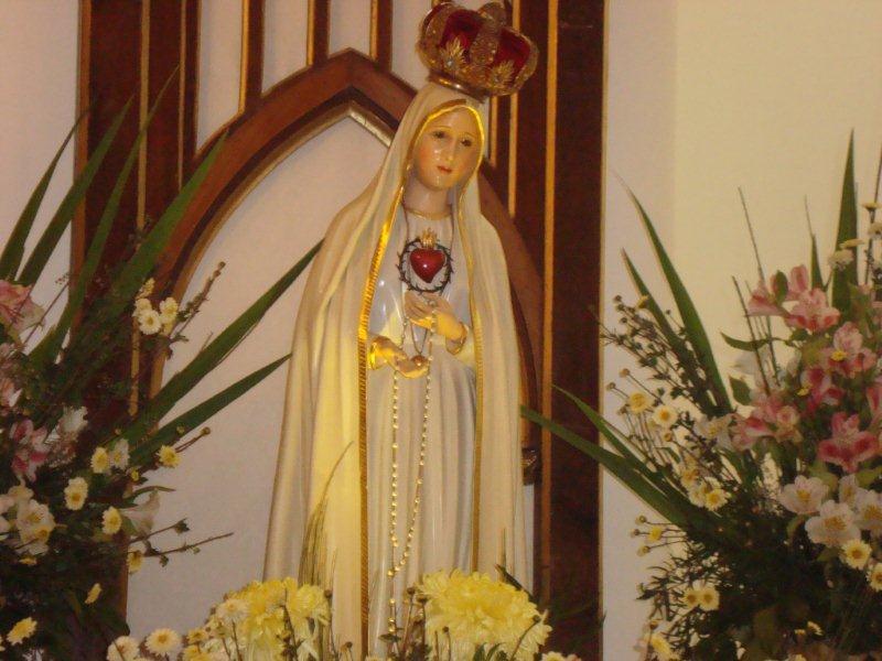 Celebración del Inmaculado Corazón de María