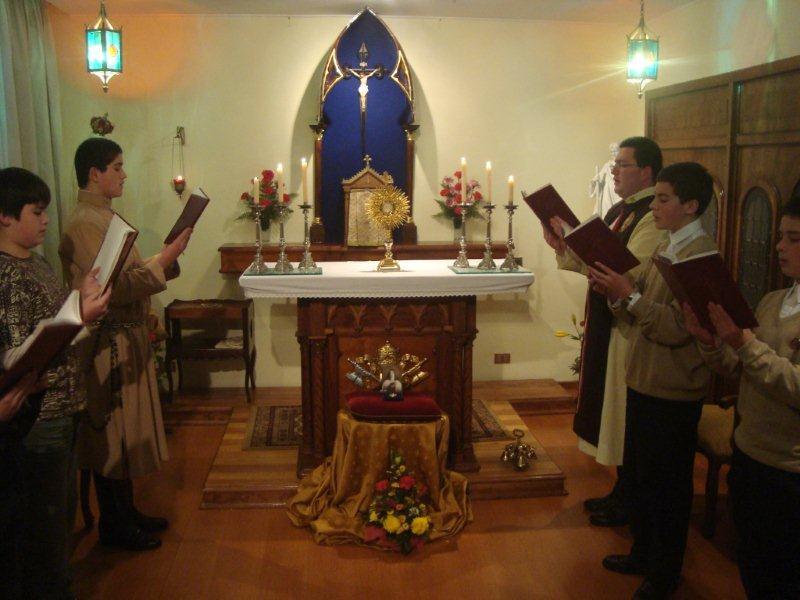Celebración de Santa Teresa de los Andes en Viña del Mar y en Santiago