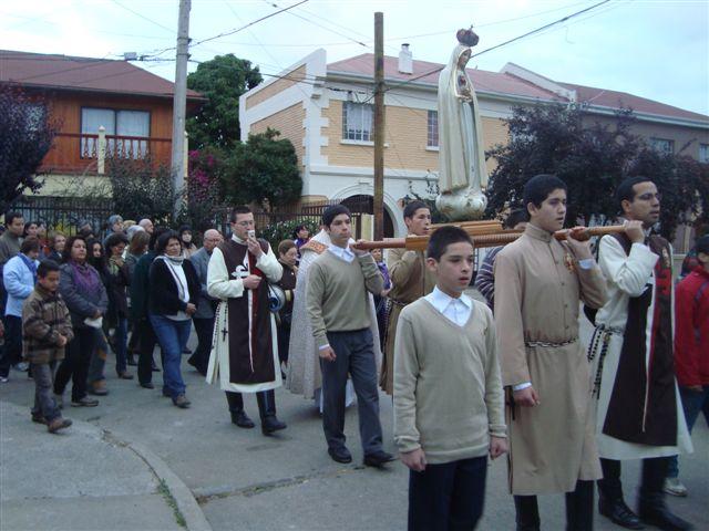 Rosario de la Aurora Parroquia San Benito