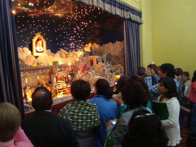 Pastoral Social de la Diócesis de Valparaíso visita Pesebre