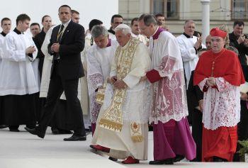 POPE-CROATIA/