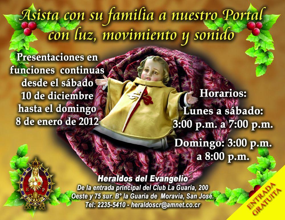Invitación Portal 2011