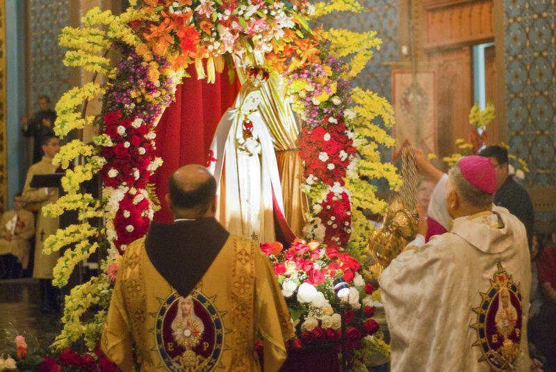 95º Aniversario de las Apariciones de Nuestra Señora de Fátima