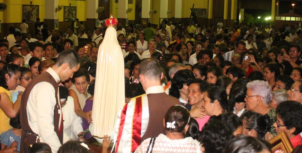 Una Mañana con María en Juigalpa, Nicaragua