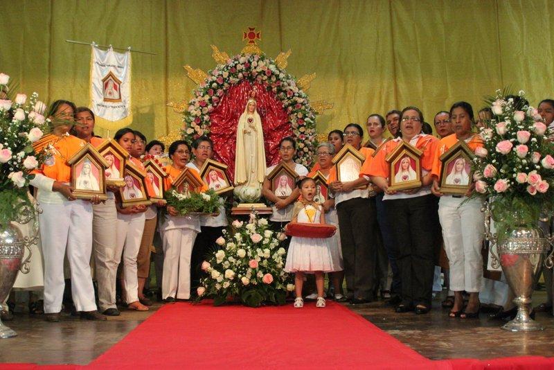 El Día con María en Managua