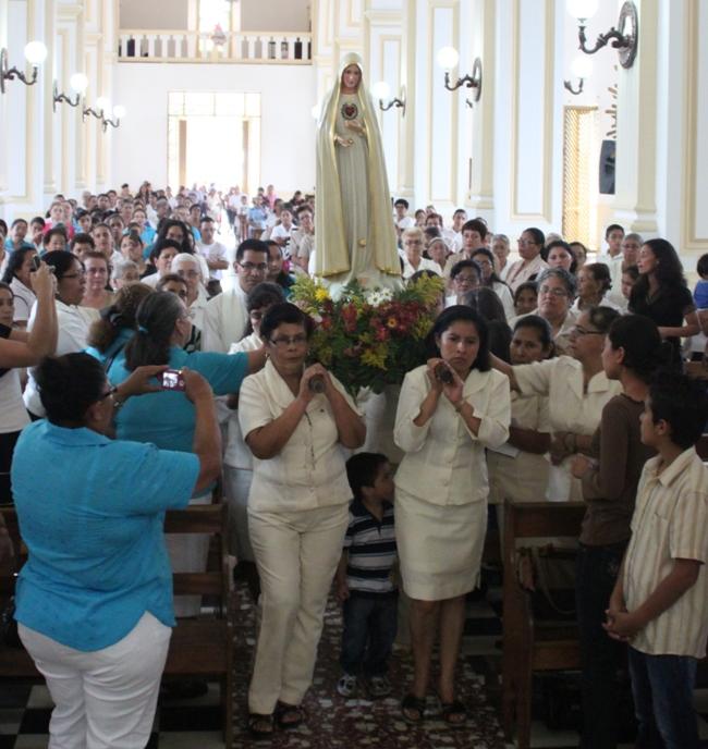 Día con María en Jinotega, Nicaragua