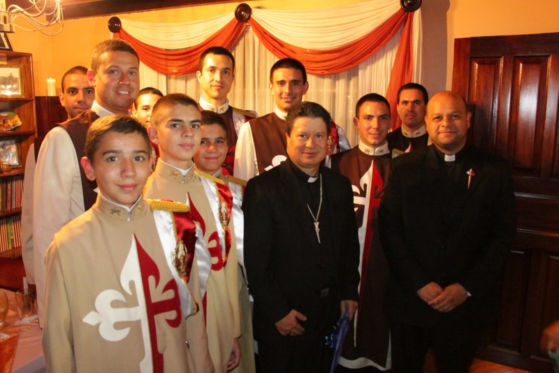 Fiestas patronales en San Jerónimo de Moravia