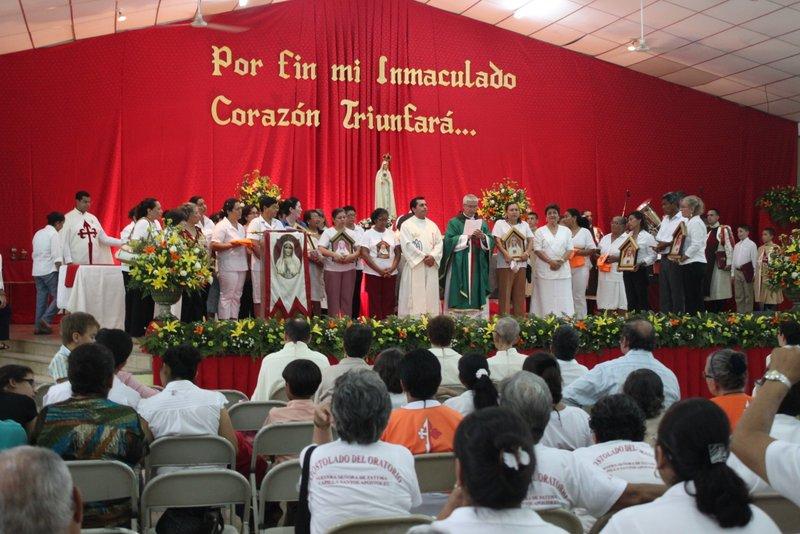 Un Día con María en Managua, Nicaragua