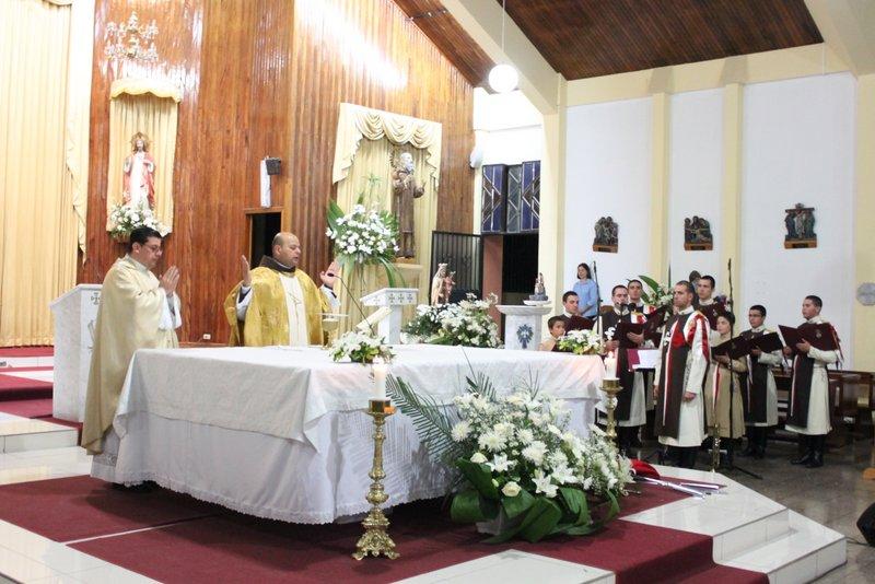 Fiesta Patronal en La Guácima, Alajuela