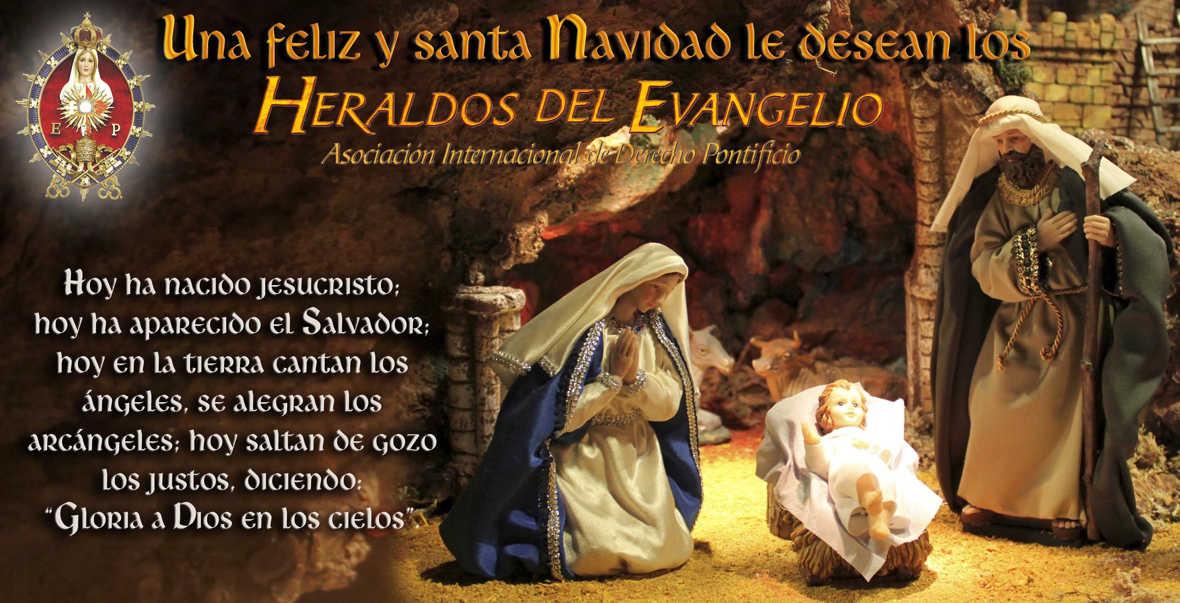 Feliz y Santa Navidad