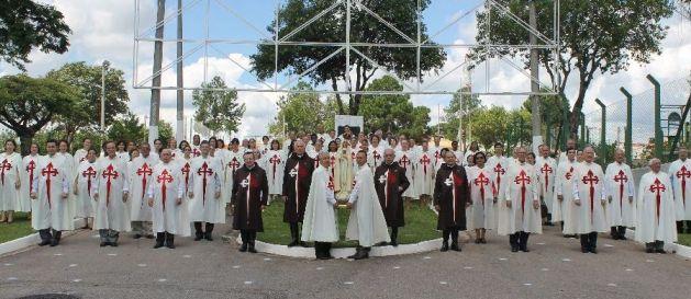 XIV Retiro Espiritual de Cooperadores en Brasil