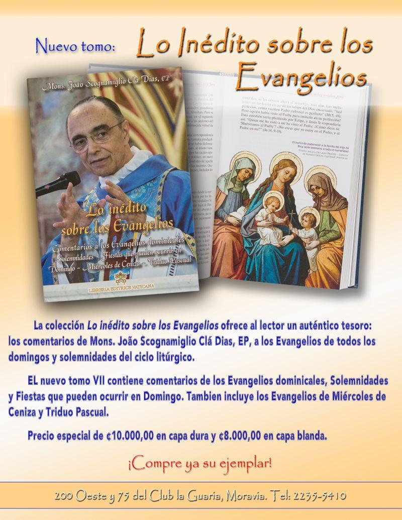 Lo inédito sobre los Evangelios VII