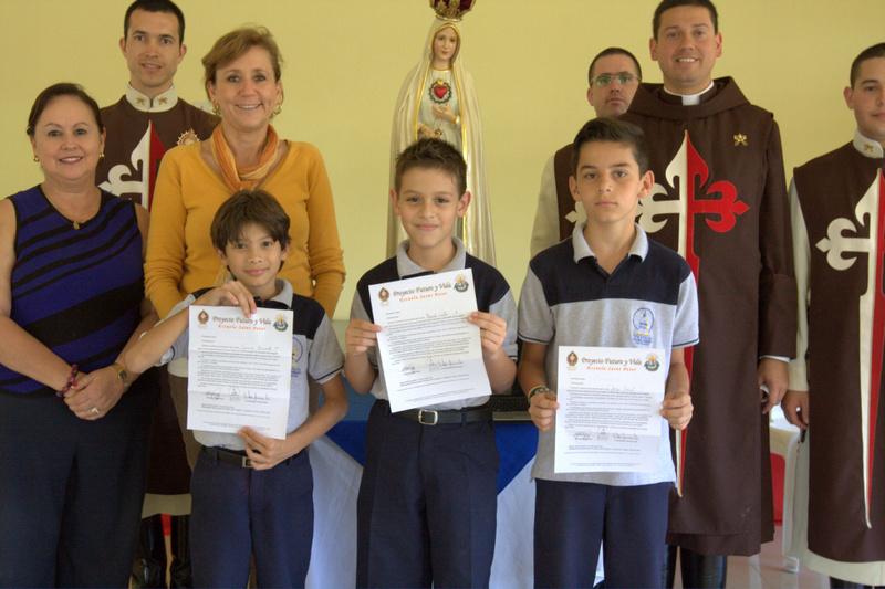 Proyecto Futuro y Vida: Saint Peter's School