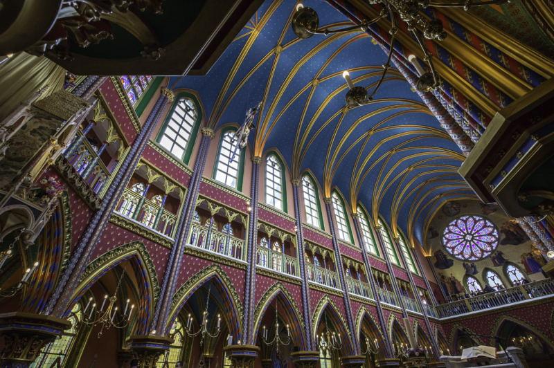 Heraldos en el Mundo: Dedicación de la Iglesia Ntra. Sra. del Rosario de Fátima
