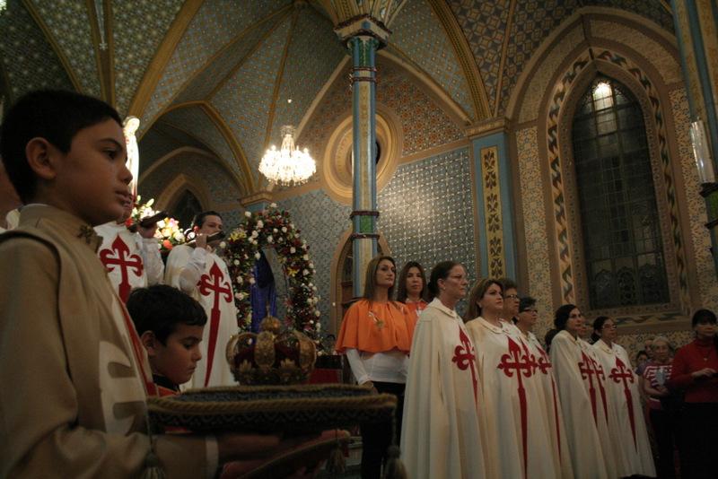 Misa del día 13 de mayo: ¡Por Fin mi inmaculado Corazón, triunfará!