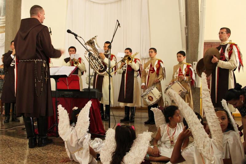 Solemnidad de la Santísima Trinidad en Tejar del Guarco, Cartago