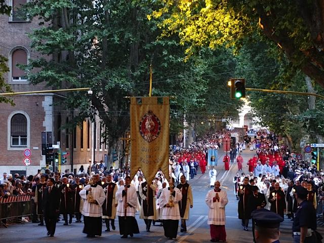 Corpus Christi junto al Papa Francisco
