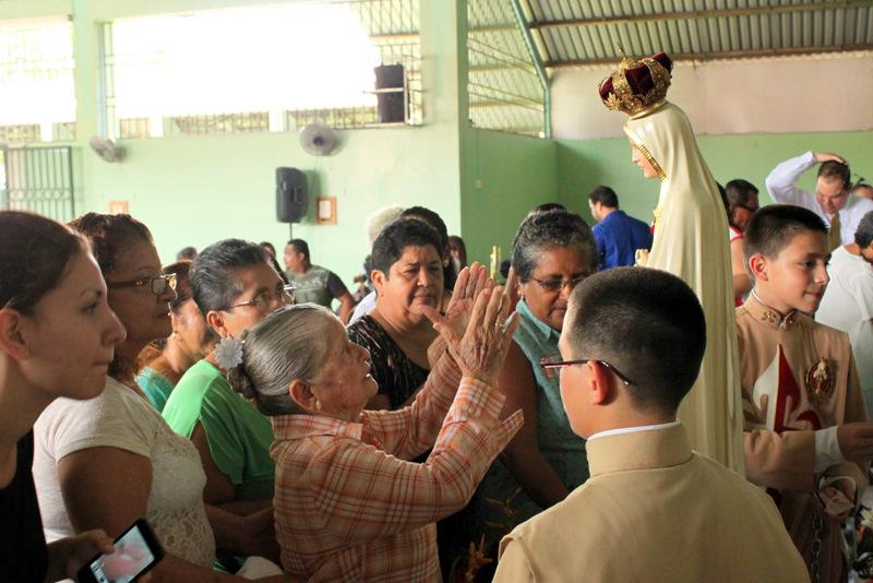 Misión en el Sur del país