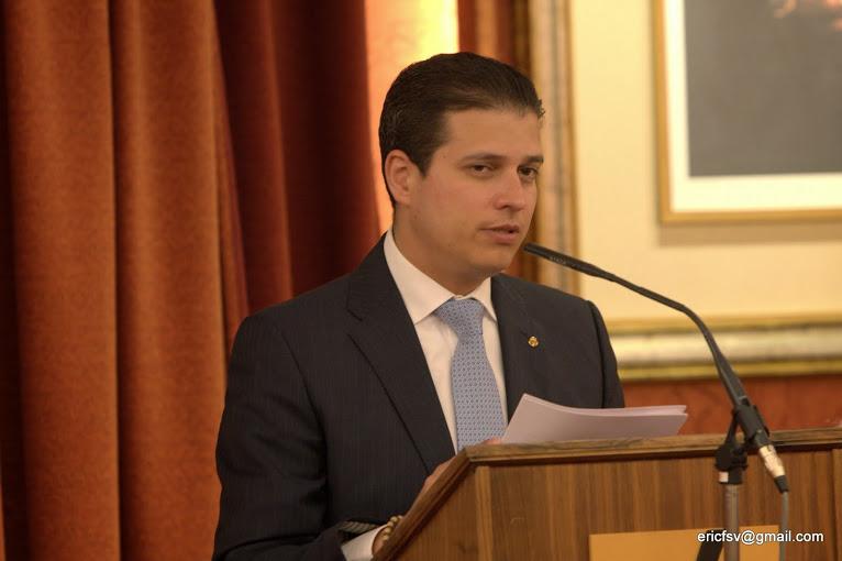 Se despide el embajador D. Fernando Sánchez del Papa Franciso
