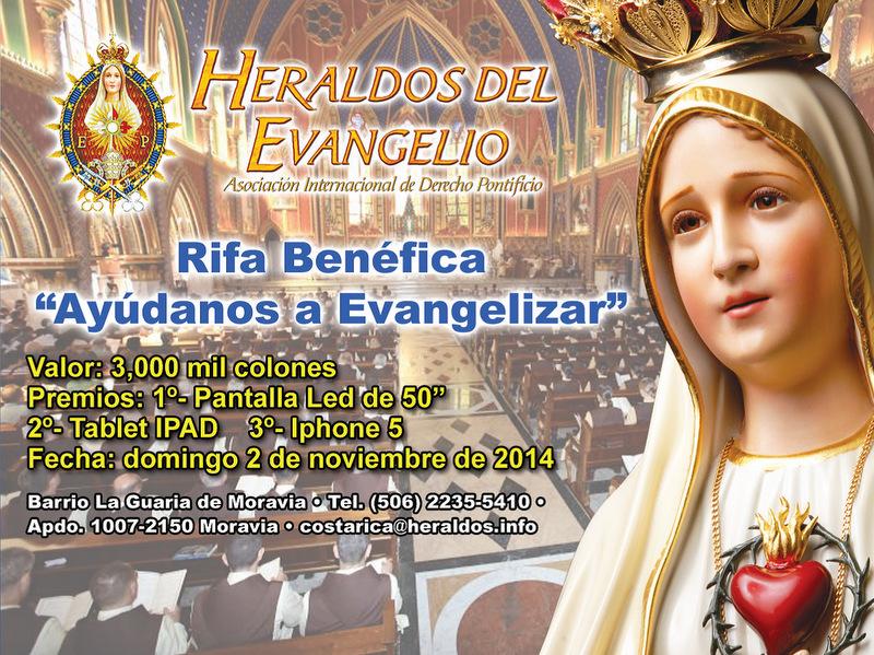 Ayúdanos a Evangelizar