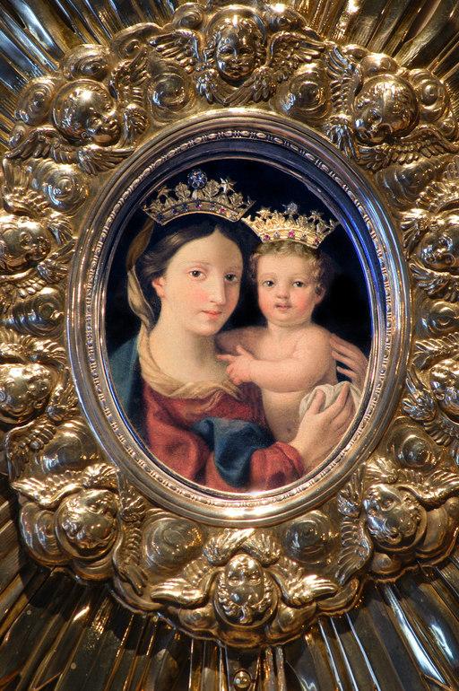 La Virgen de la Confianza