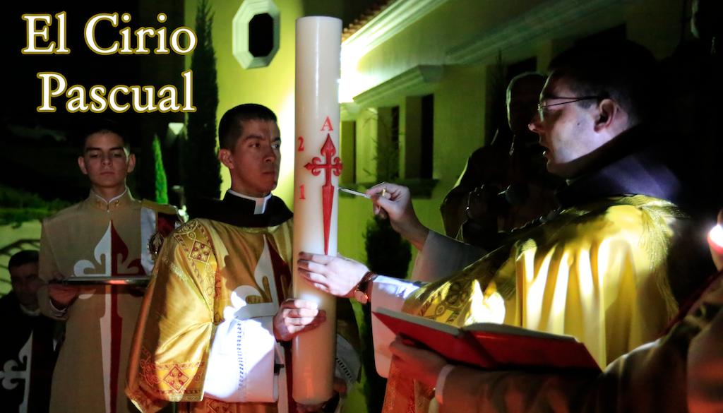 El Cirio Pascual