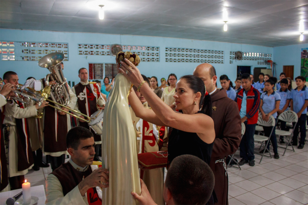 1 . Misión Mariana en Venecia, San Carlos, Costa Rica
