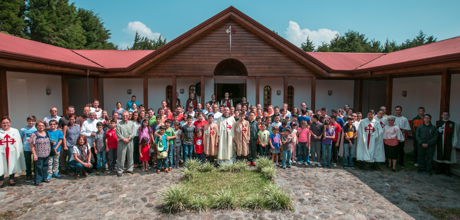 San Jerónimno, Moravia, San Jose, Costa Rica, familias