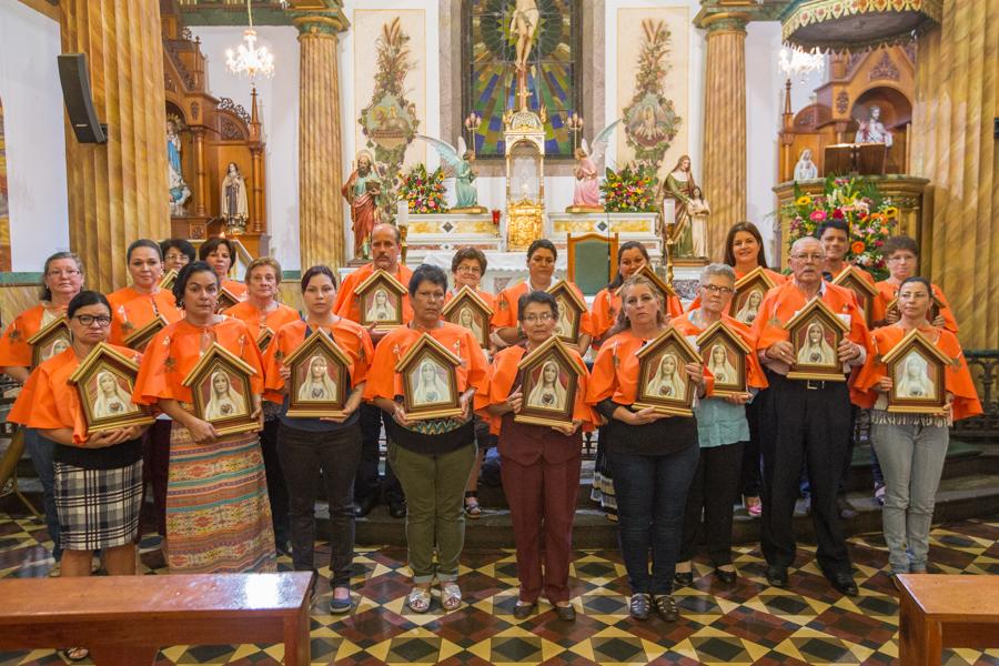 ¡Ya son 79 oratorios en la Parroquia San Joaquín de Flores!