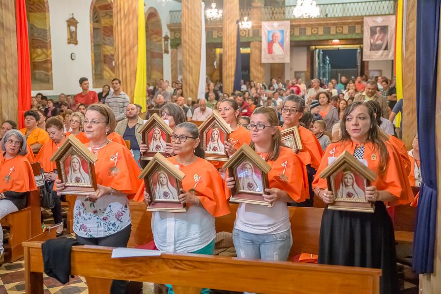 Nueva entrega de Oratorios en San Joaquín de Flores, Heredia
