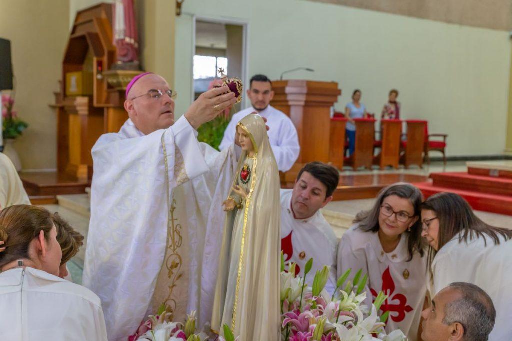 Celebración en la Catedral de Ciudad Quesada