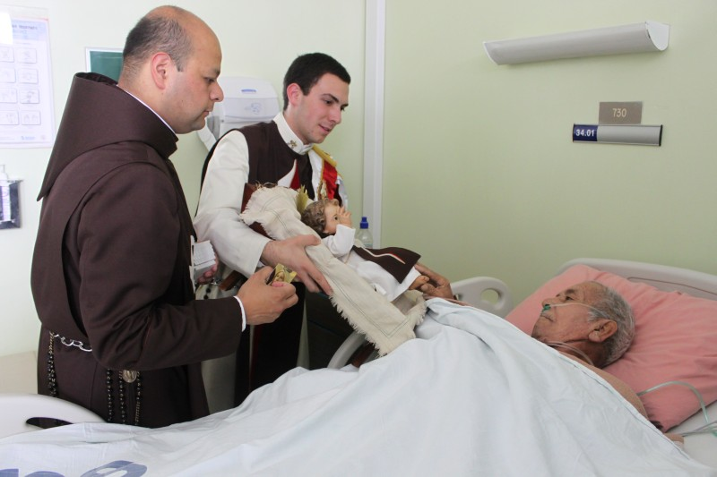 Visita al Hospital México