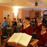 Missa e oração antes da partida