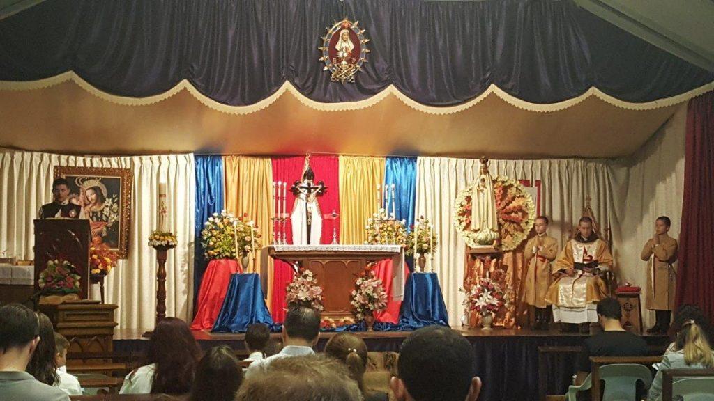 Cerimônias do Tríduo Pascal e Domingo de Páscoa