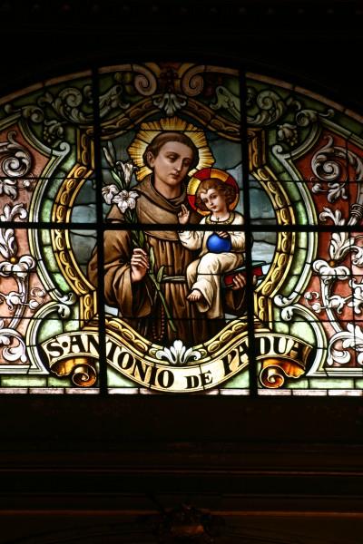 Santo Antonio de Padua 15 - Catedral de Santiago do Chile - Tito Alarcon