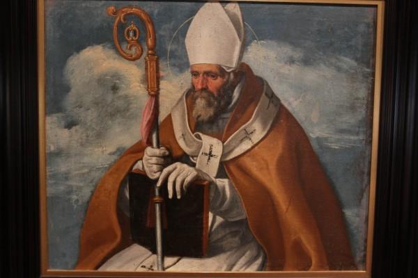 San Agustín - Vicente Carducho