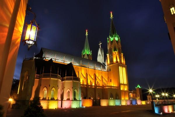 Basílica de Nossa Senhora do Rosário - Arautos do Evangelho