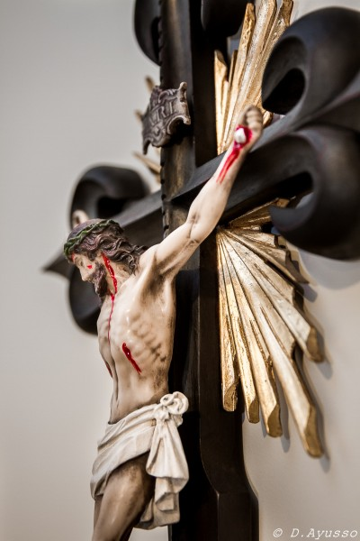 Crucifixo_Arautos do Evangelho