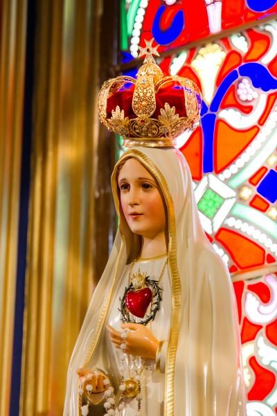 Rainha do Céu, alegrai-vos, aleluia!