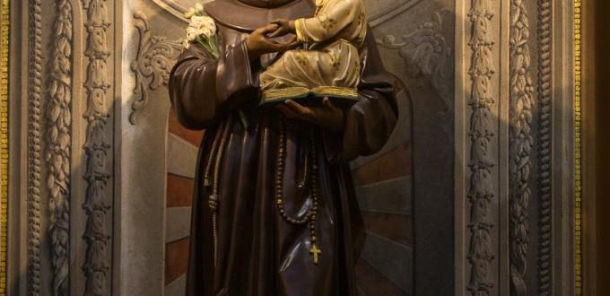 Um pensamento de Santo Antonio