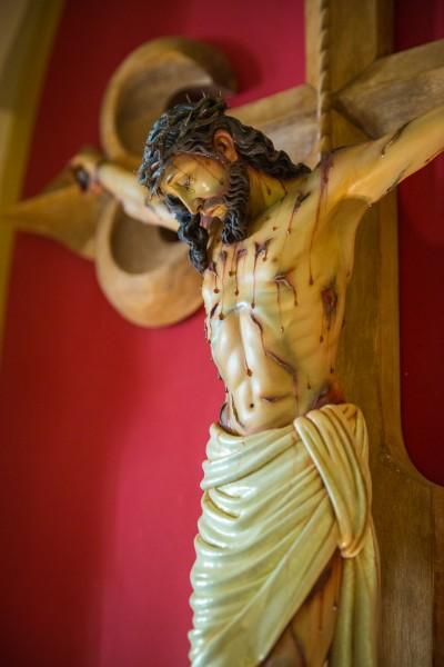 Crucifixo_Sede dos Arautos do Evangelho