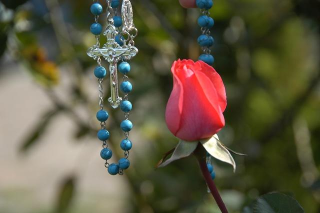 São Domingos de Gusmão e o Santo Rosário