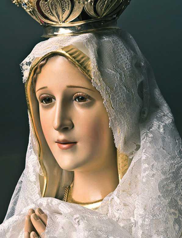 Hoje é aniversário de Nossa Senhora!