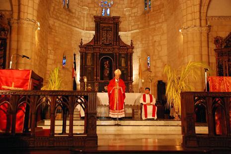 Cardenal Nicolas de Jesús Lopez Rodriguez