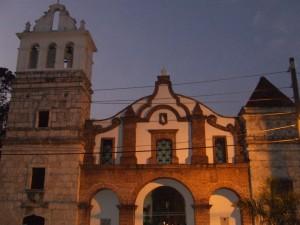 Parroquia Santa Barbara