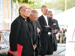 Los Prelados se preparan para la celebración