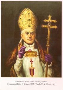 Cardenal Ciriaco María Sancha y Hervás