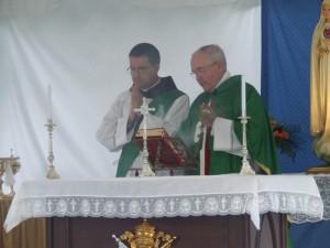 Incensamiento del altar