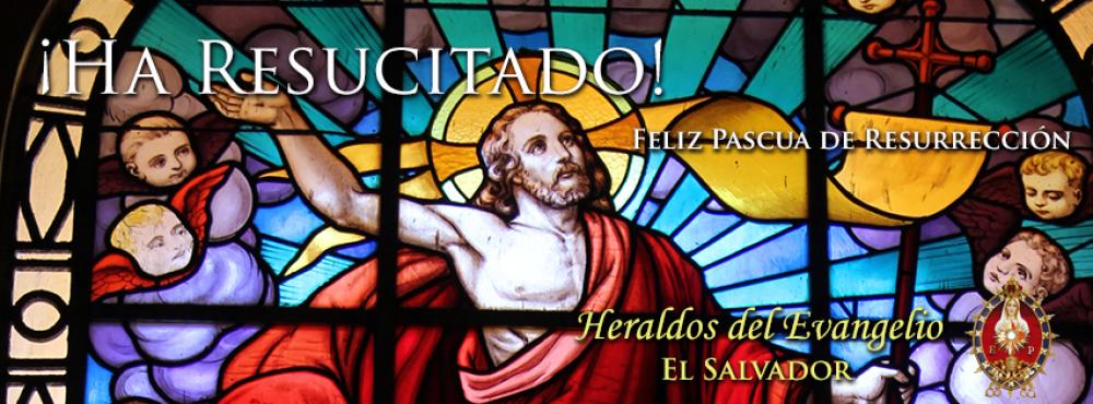 Heraldos del Evangelio en El Salvador